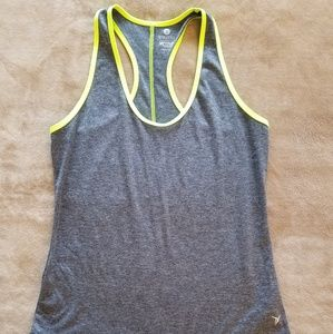 Old Navy active tank top womens small grey